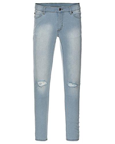 Cheap Monday - Pantaloni sportivi - Uomo Blu blu