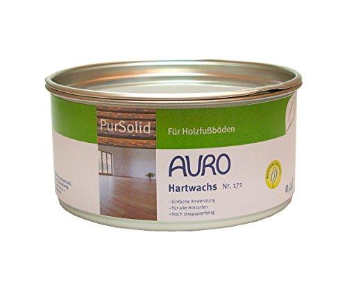 AURO Hartwachs PurSolid Nr. 171 Farblos, 0,40 Liter