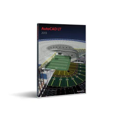 Autodesk Autocad Lt 2013 - Nueva Licencia Comercial, Inglés, Alemán, Francés, Italiano,...