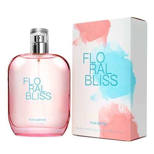 Fun Water - Floral Bliss Parfum pour femme, 100 ml