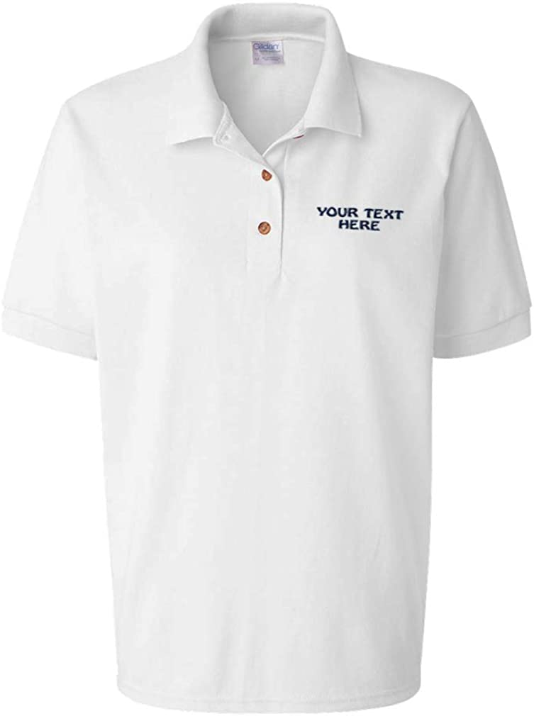 Women Polo Shirts Custom Personalized Cheap Quality inspection bargain Wome Tees Golf Cotton Text