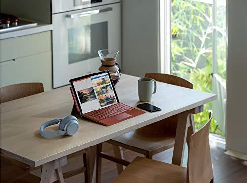 Microsoft Surface Pro 7 Ordinateur Portable (Windows 10, écran tactile 12.3', Intel Core i5, 8Go RAM, 128Go SSD, Platine) PC Hybride polyvalent & performant