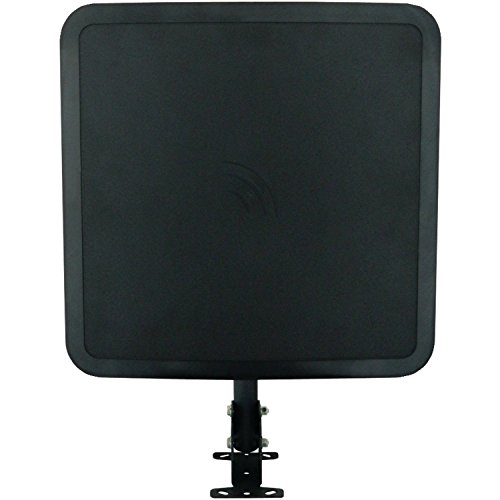 Winegard FlatWave Air FL6550A Amplified Digital Outdoor HDTV Antenna - 60 Mile Range