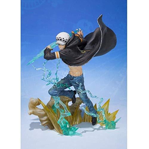 ZYDPDJZM-HPJ Muñeca One Piece: Trafalgar Law - Cuchillo Gamma - Modelo PVC - Alto 18 7cm (7.36Inches) GFA8
