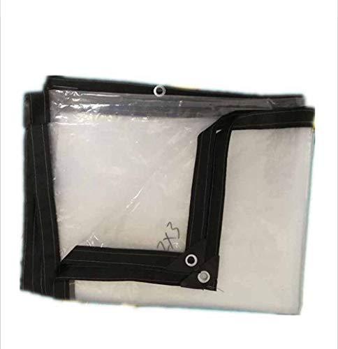 HCYTPL tafelzeil, luchtdicht, dubbelzijdig, stofdicht, met hoge temperatuur, anti-aging, gordijn, voor tuin, dekzeil, 120 g/m2