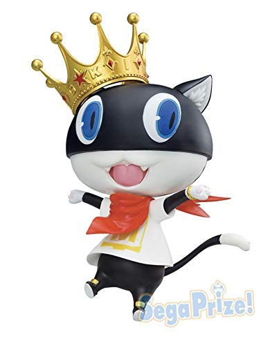 SEGA Persona 5 Dancing Star Night Premium Figure Figurine Morgana 16cm japanese