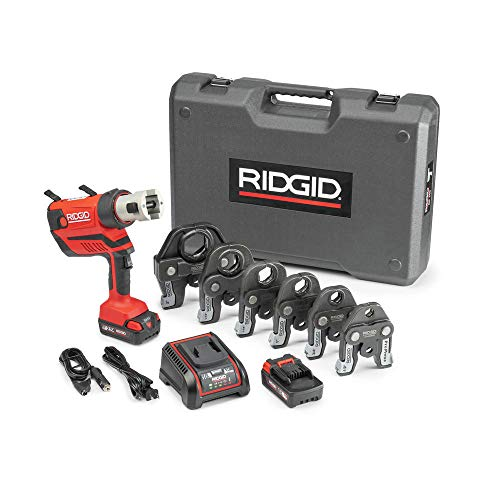 "RP-350 Battery Kit W/ProPress Jaws (1/2"" - 2"" Capacity), ProPress Tool - Ridgid 67053"