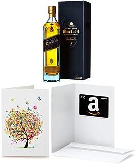 Amazon.de Geschenkgutschein – 10 EUR  Johnnie Walker Blue Label Blended Scotch Whisky 1 x 0.7 l