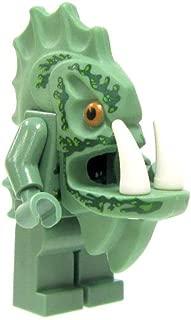 LEGO Barracuda Warrior Minifigure: Lego Atlantis