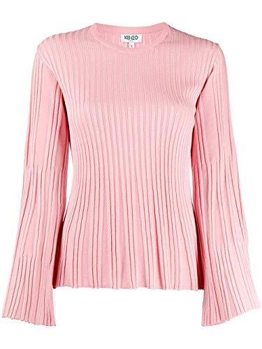 Kenzo Luxury Fashion Dames FA52PU51281032 Pink Sweater |