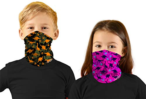 Infant Boys Sport Motorbike Bandanas Casual Face Mask Balaclava Ski Mask Face Guard for Little Girl