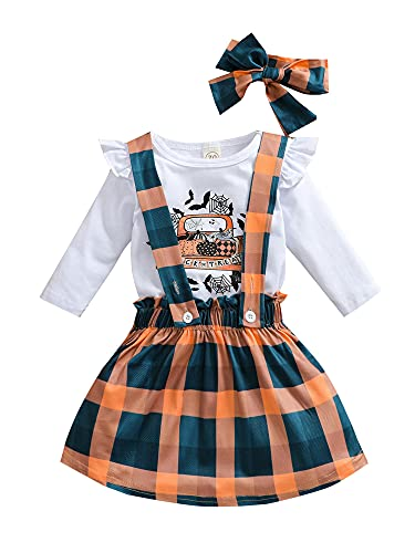 Conjunto de ropa de fiesta para bebé de manga larga para mameluco de manga larga para bebé, blanco, 18 meses