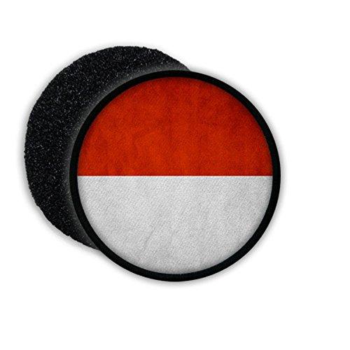 Copytec patch Indonesië Indonesisch Jakarta Republiek eilandstaat vlag vlag vlag badge wapen embleem patch #20595