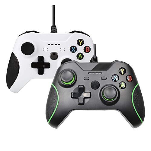 Lilon Consolas con cable USB para mando Xbox One Gamepads para Xbox...
