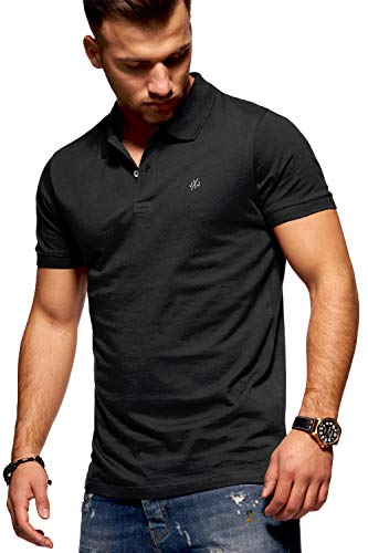 JACK & JONES Herren Poloshirt Polohemd Shirt Basic Polo Taxis (Large, Tap Shoe)