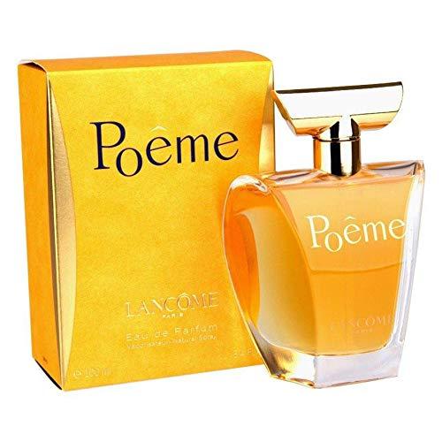 Läncóme Poeme Mulheres Eau De Parfum Spray 100 ml 3,4 Onça Líquida (Pacote De 1)