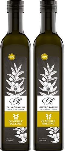 Ölmühle Solling Olivenöl/Italien extra vergin - nativ + kaltgepresst - 1000ml - BIO