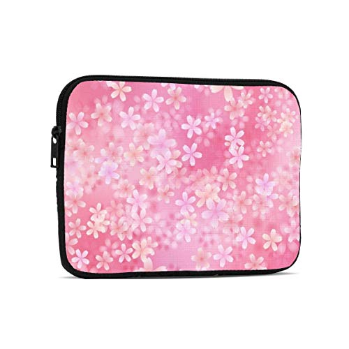 Pink Moon Space Tree 9.7' Tablets Sleeve Bags Polyester Protection Cover for Ipad Air 2 / Ipad Mini 7.9' Case Pouch