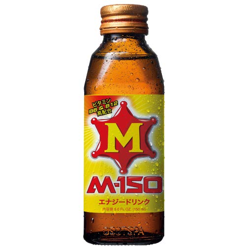 M-150 ENERGY DRINK 150ml×50本