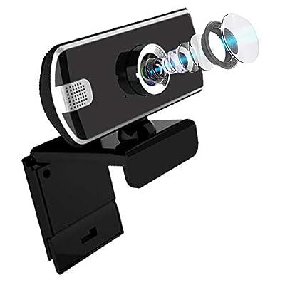 Computer Camera HD 1080p Webcam - Laptop Deskto...