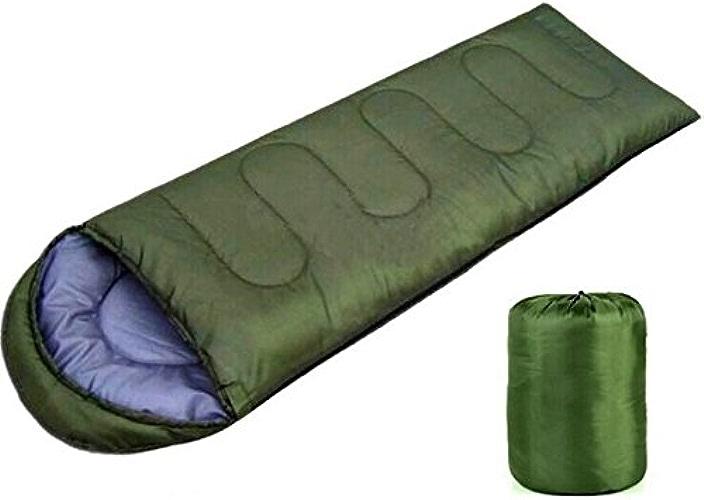 TTYY Sac de couchage en plein air Spbague Camping Super lumière Voyage portable Aventure