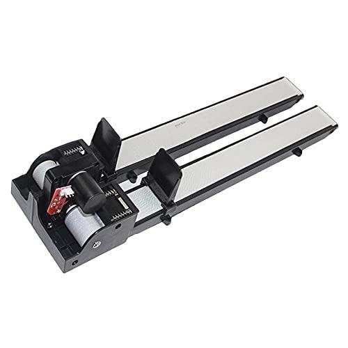 YUXIwang Motor eléctrico Mini cinturón transportador Máquina de Cintas transportadoras Máquina de...