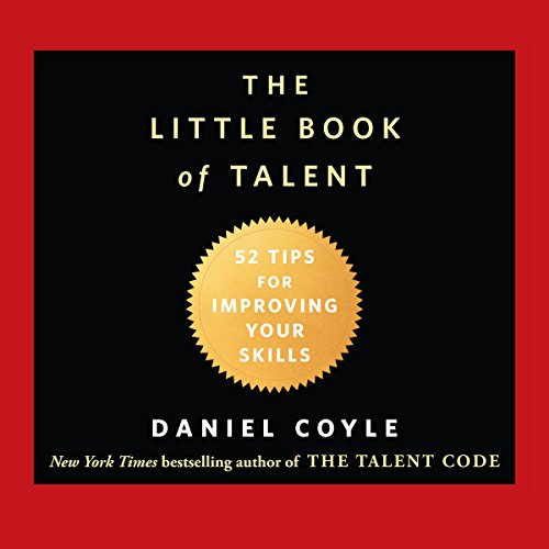 The Little Book of Talent audiobook cover art