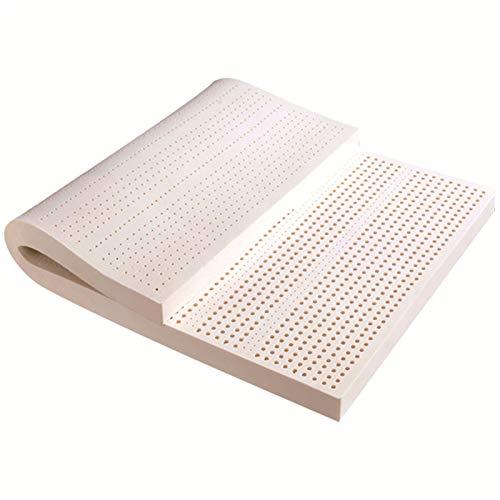 Latex-Matratze Einzelwohnheimmatratze 100 cm * 200 cm, 10 cm dick, Kindermatratze,...