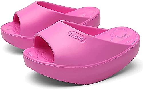Zapatillas De Pierna Para Adelgazar Zapatillas De Media Palma, Zapatillas De Pierna Para Adelgazar Para Mujer Zapatillas De Media Palma, Zapatos De Reflexología Para Mujer S Pink
