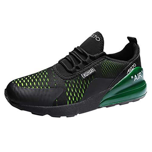 Jodier Zapatos para Hombre Zapatillas de Trabajo Calzado de Industrial y Deportiva Hombre Zapatos Antideslizantes Senderismo Botas Zapatos de Escalada al Aire Libre de Trail Antideslizantes
