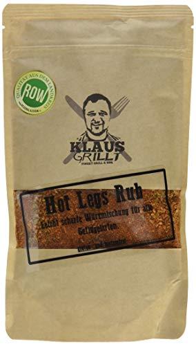 Klaus grillt Hot Legs Rub, 1er Pack (1 x 250 g)