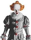 Stephen Kings IT/ES Pennywise Clown Maske mit Haaren