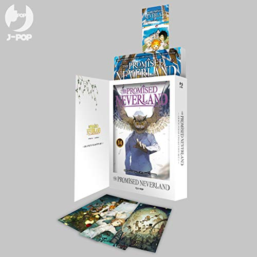 The promised Neverland. Grace field collection set. Con 3 cartoline: 1