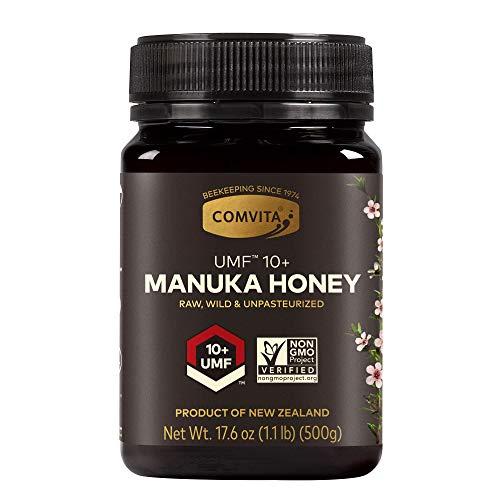 Comvita Certified UMF 10+ (MGO 263+) Raw Manuka Honey I New Zealand's #1 Manuka Brand I Authentic, Wild, Unpasteurized, Non-GMO...