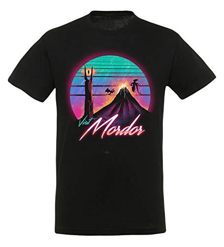 yvolve - Visit Mordor - T-Shirt   Merchandise   Fan Artikelen