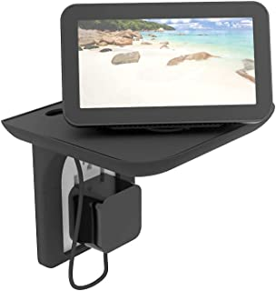 Echo Show 5 Wall Mount Stand, 360 Degree Swivel Adjustable Stand Wall Mounts Stand Holder Accessories Built-in Show 5 (Gen...