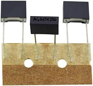 20x MKT-Condensatore rad 0,1µF 400V DC ; 10mm ; R60MF3100AA30K ; 100nF