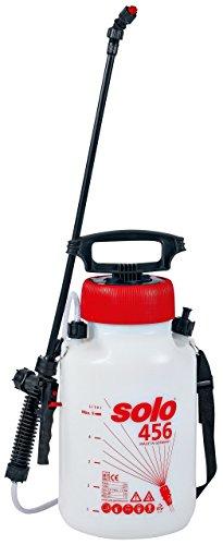Solo 456 Drucksprüher 5 Liter - Profi Sprühgerät für Garten, Industrie und Forst