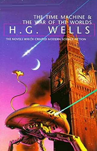 The Time Machine/The War of the Worlds (English...
