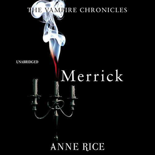 Merrick audiobook cover art
