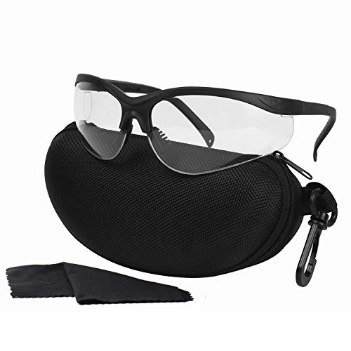 Running Built in sweat proof foam cushion on top of frame Tennis Fit Medium to Most Extra Large Head Sizes. Shooting Driving and All Sports Activities Hunting ANSI Safety Sun Glasses for Cycling Motorcycle Riding