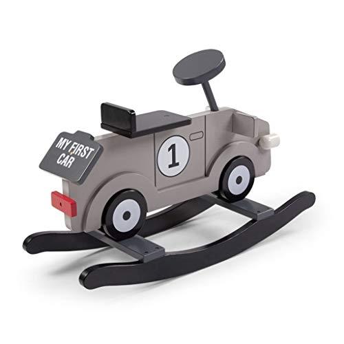 Childwood CWRFCG Schaukel-Fahrzeug Auto grau