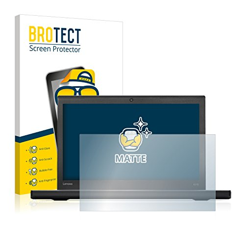 BROTECT 2X Entspiegelungs-Schutzfolie kompatibel mit Lenovo ThinkPad X270 Bildschirmschutz-Folie Matt, Anti-Reflex, Anti-Fingerprint