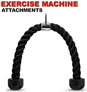 FITNESS MANIAC Home Gym Cable Attachment Handle Machine...
