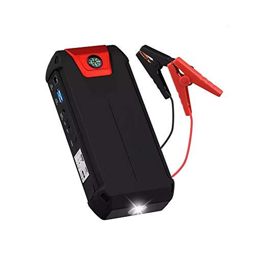 Z&LEI Start Starter, Dispositivo DE APROPIO DE ARRENO DE Coche APARTAMENTO DE Emergencia BATERÍA DE LA BATERÍA Banco DE Potencia DE Potencia 13800mAh Dispositivo de Inicio Duradero