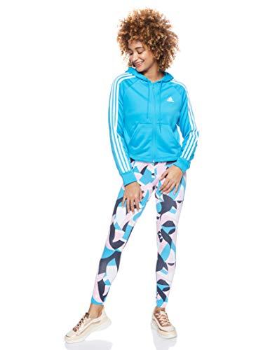 Adidas Trainingspak voor dames, hoodie en tights