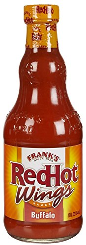 Frank's Red Hot - Wings Sauce - Buffalo - 354ml (case of 3)