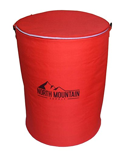 North Mountain Supply Fermentation Cooler Bag - Fits All Fermentor & Carboy Sizes Up to 8 Gallons