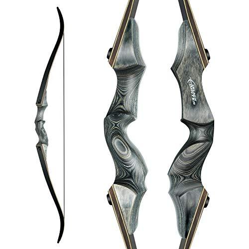 Black Hunter Takedown Recurve Bow
