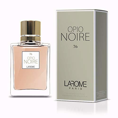 Perfume de Mujer OPIO NOIRE by LAROME (76F) 100 ml